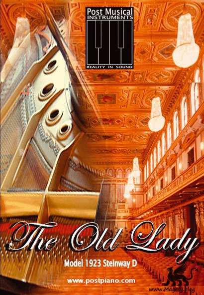 Old Lady Piano 24Bit Giga3 Edition DVDR GiGA-AI