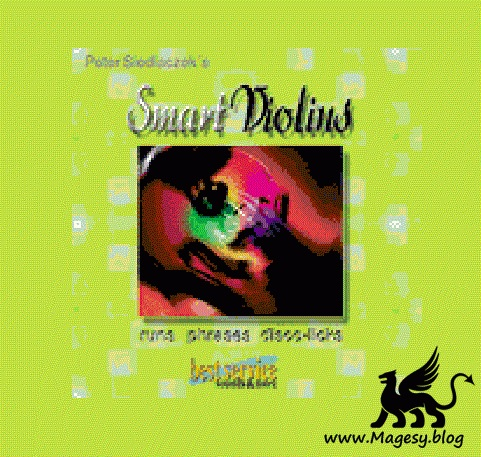 Peter Siedlaczeks Smart Violins AKAi 4CDs Set