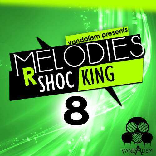 Melodies R Shocking Vol.8 WAV MiDi