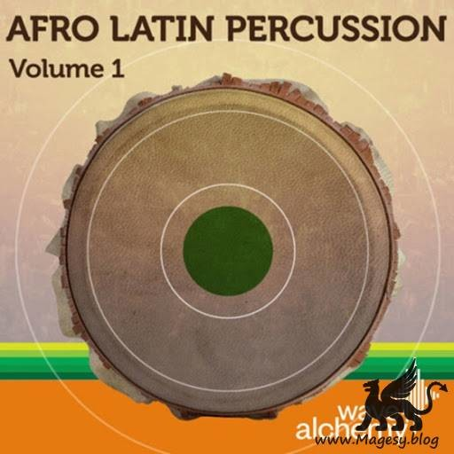 Afro Latin Percussion Vol.1 MULTiFORMAT