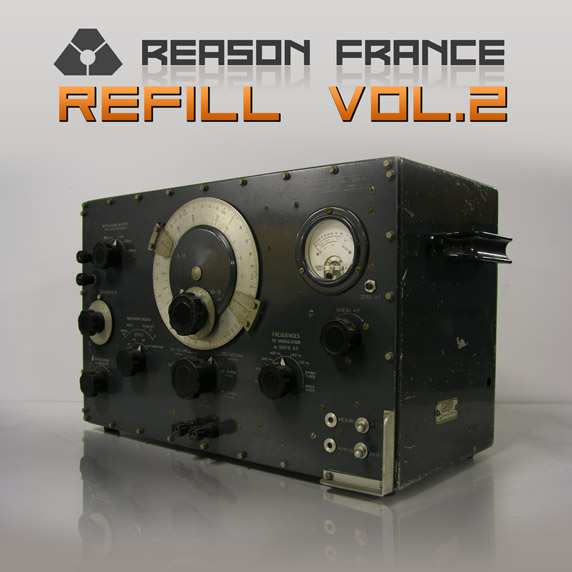 Reason France REFiLL Vol.2