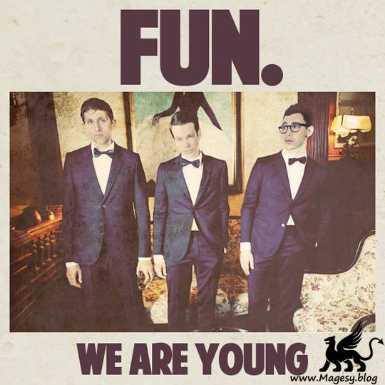 Fun. We Are Young MULTiTRACK 24bit 48kHz WAV
