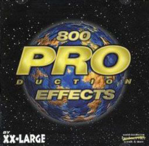 800 Production Effects AKAi KONTAKT