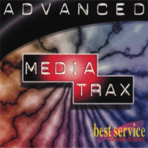 Advanced Media Trax 5CDs Set AKAi