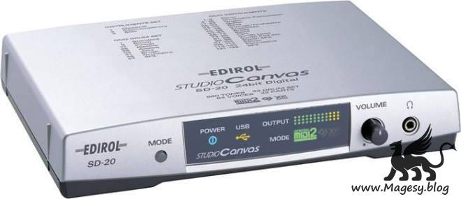 EDIROL SD-20 MIDI File Converter v1.0.2 WiN-ASSiGN