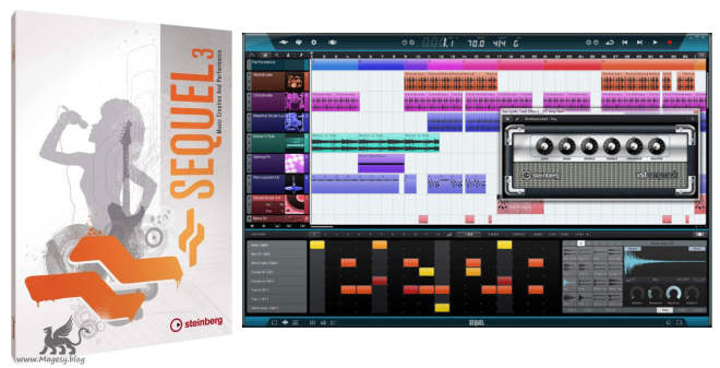 Steinberg Sequel v3.0.0 WiN-XCLUSiVE-