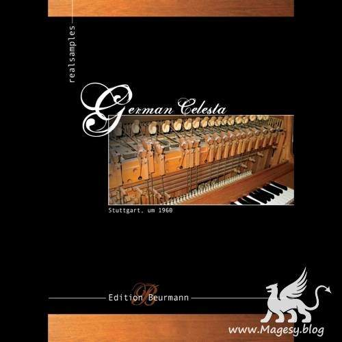 German Celesta Edition Beurmann MULTiFORMAT | Images From Magesy® R Evolution™