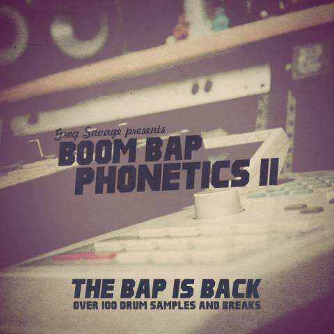 Boom Bap Phonetics 2 - The Bap Is Back WAV