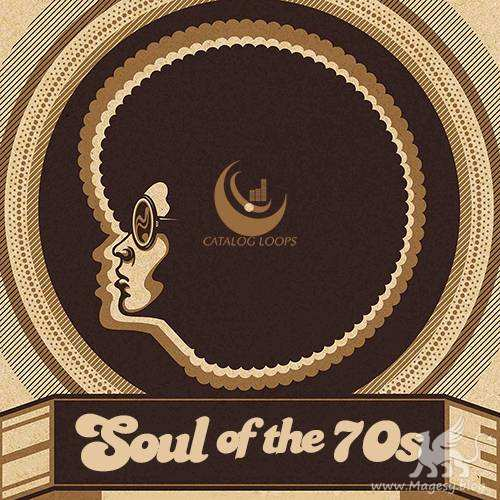 Catalog Loops Soul Of The 70s WAV-DiSCOVER