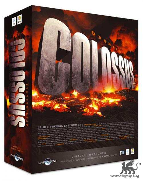 EWQL Colossus - The Best of, Selection of Instruments KONTAKT