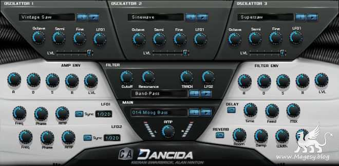 Cubic Audio Dancida v1.0 VSTi x86 WiN-VTX