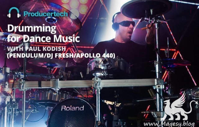 Drumming for Dance Music TUTORiAL | Images From Magesy® R Evolution™