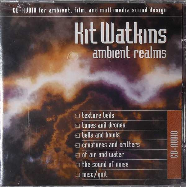 Q-Up Arts Kit Watkins Ambient Realms Cdda-CoBaLT