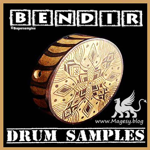 Bendir Drums MULTiFORMAT