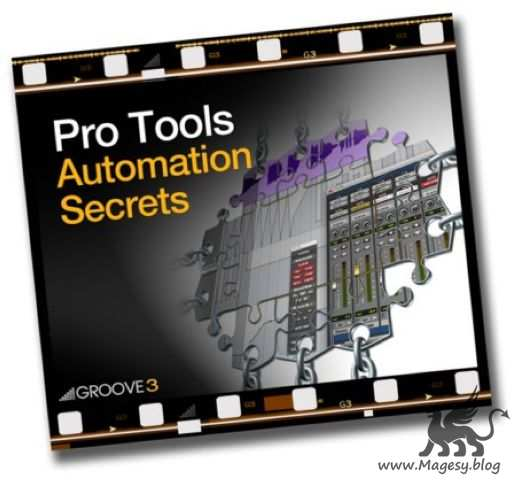 Pro Tools Automation Secrets TUTORiAL