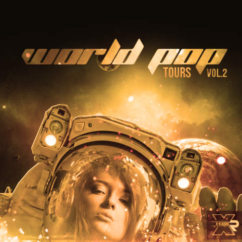 World Pop Tours Vol.2 WAV MiDi FLP