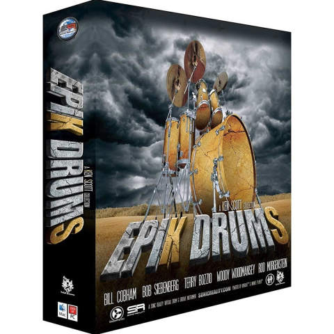 EpiK DrumS TB SE Kit for Infinite Player KONTAKT