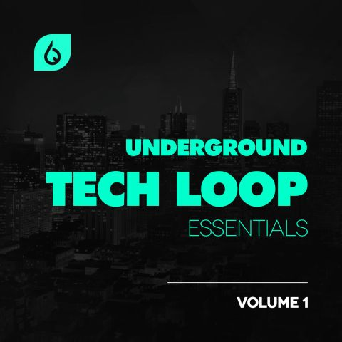 Underground Tech Loop Essentials Vol.1 WAV