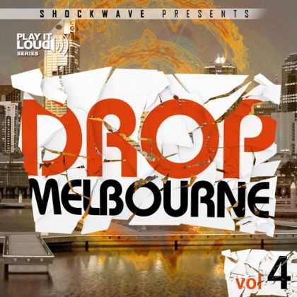 Melbourne Drop Vol.4 WAV MiDi-DiSCOVER