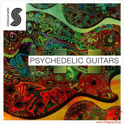 Psychedelic Guitars ACiD WAV