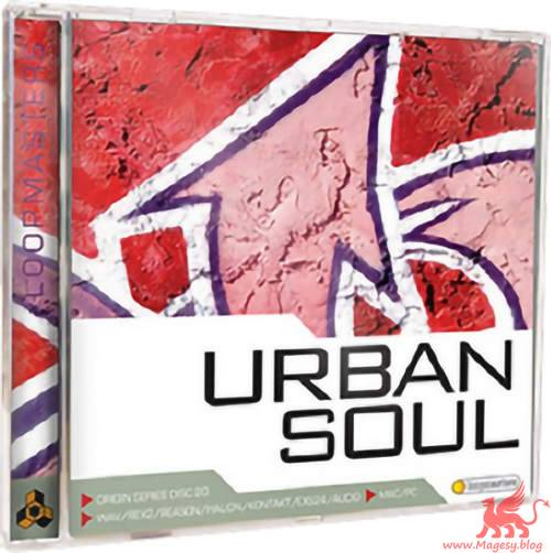 Urban Soul CD1-2 MULTiFORMAT-DYNAMiCS