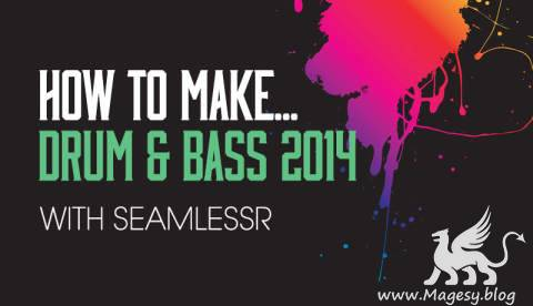 How To Make Drum And Bass 2014 TUTORiAL-MATRiX