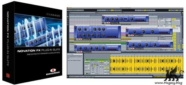 Novation Plugins Pack WiN MAC-R2R