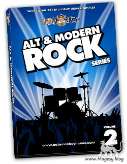 Alt and Modern Rock II ACiD WAV REPACK DELiRiUM | Images From Magesy® R Evolution™