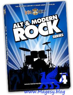 Alt and Modern Rock IV 24bit ACIDIZED WAV REPACK-DELiRiUM