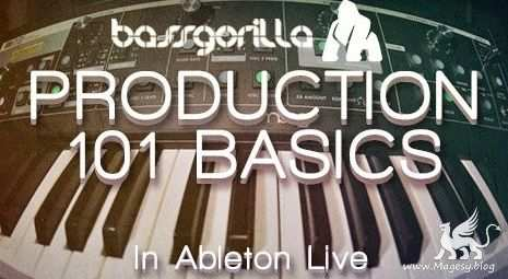 Basics in Ableton Live TUTORiAL