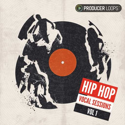 Hip Hop Vocal Sessions Vol.1 ACiD WAV-MAGNETRiXX