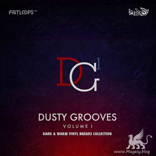 Dusty Grooves Vol.1 Hip Hop Breaks MULTiFORMAT-DiSCOVER