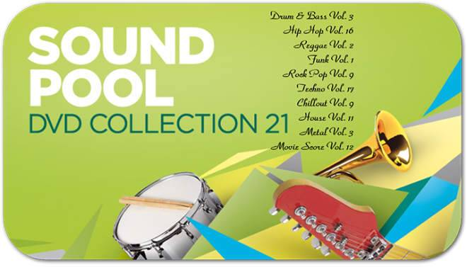 MAGiX Soundpool DVD Colletion Vol.21 WAV