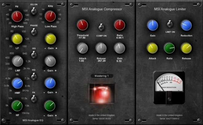 Moduler Mastering Rack v1.00 VST WiN-ASSiGN