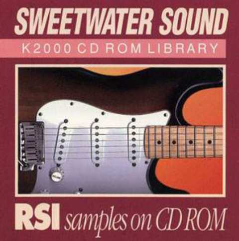 Sweetwater RSI Sample Collection KURZWEiL