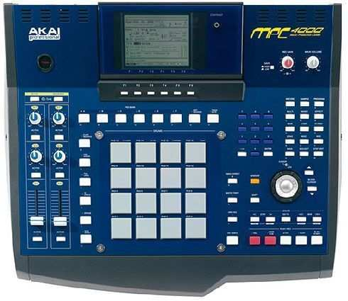 AKAi MPC 4000 Hip Hop Drum Kits WAV