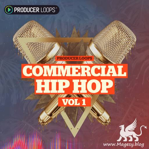 Commercial Hip Hop Vol.1 ACiD WAV MiDi REX