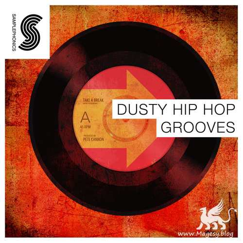 Dusty Hip Hop Grooves MULTiFORMAT-DiSCOVER