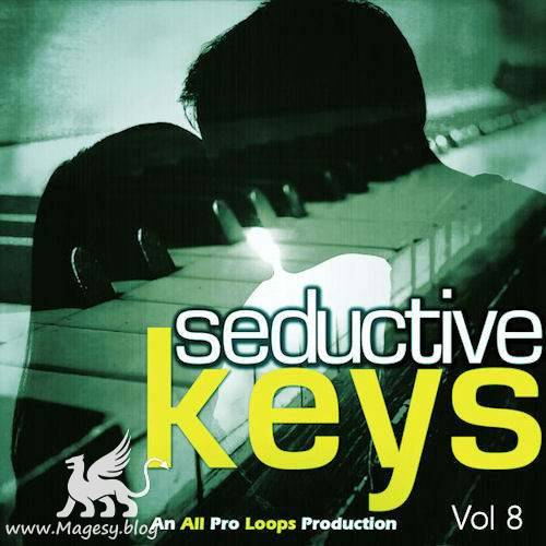 Seductive Keys 8 WAV MiDi-AUDIOSTRiKE