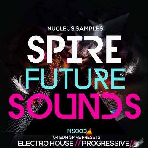 Spire Future Sounds Ableton Project Spire Presets