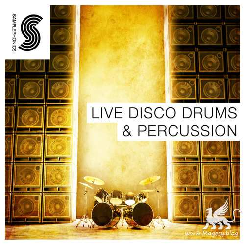 Live Disco Drums and Percussion ACiD WAV-AUDiOSTRiKE
