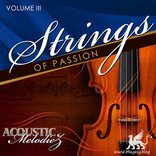 Strings Of Passion Vol.3 MULTiFORMAT-KRock