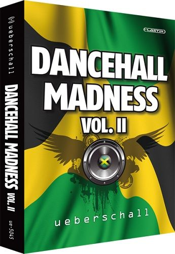Dancehall Madness Vol.1-2 ELASTiK SOUNDBANK