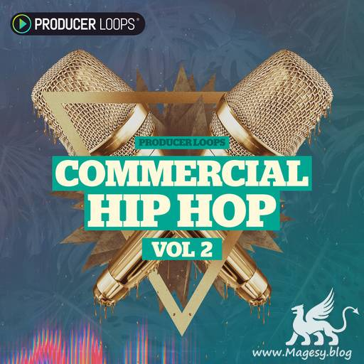 Commercial Hip Hop Vol.2 ACiD WAV REX-AUDiOSTRiKE