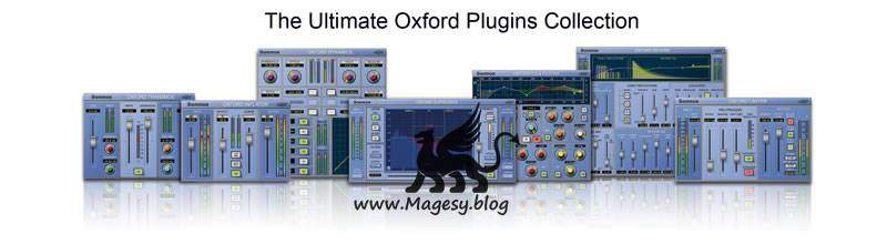 Sonnox Oxford VST Plugins BundlePack WiN-AiR