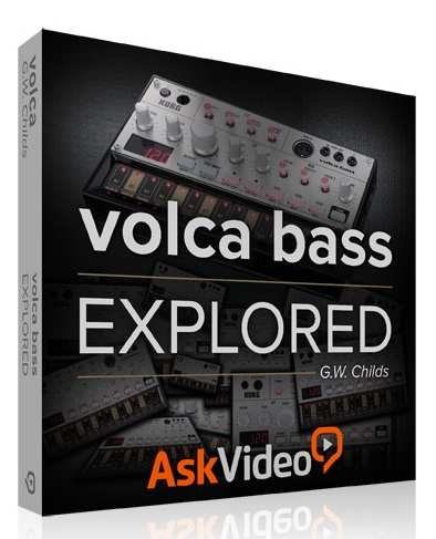 Volca Bass Explored TUTORiAL-SYNTHiC4TE