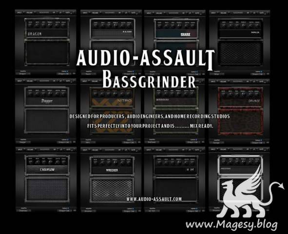 The Classic Bass Rig Plug-In