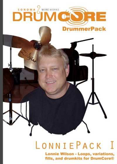 Drumcore Lonnie Pack 1 Country Drums DVDR-AiRiSO