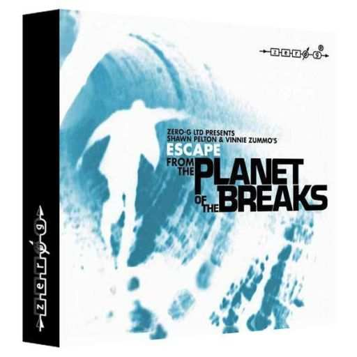 ZG Escape From The Planet Of The Breaks DLP WAV ACiD-ASSiGN
