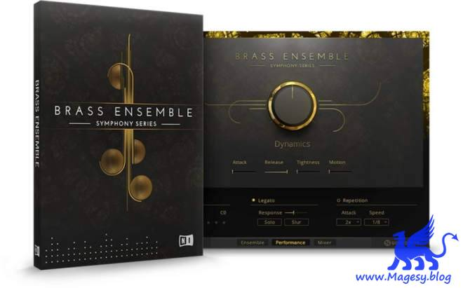 Symphony Series: Brass Ensemble v1.3.0 KONTAKT